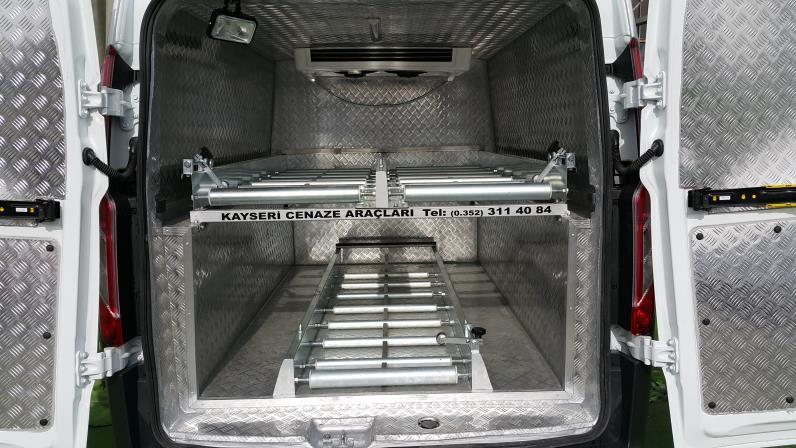 Custom Cenaze Nakil Aracı