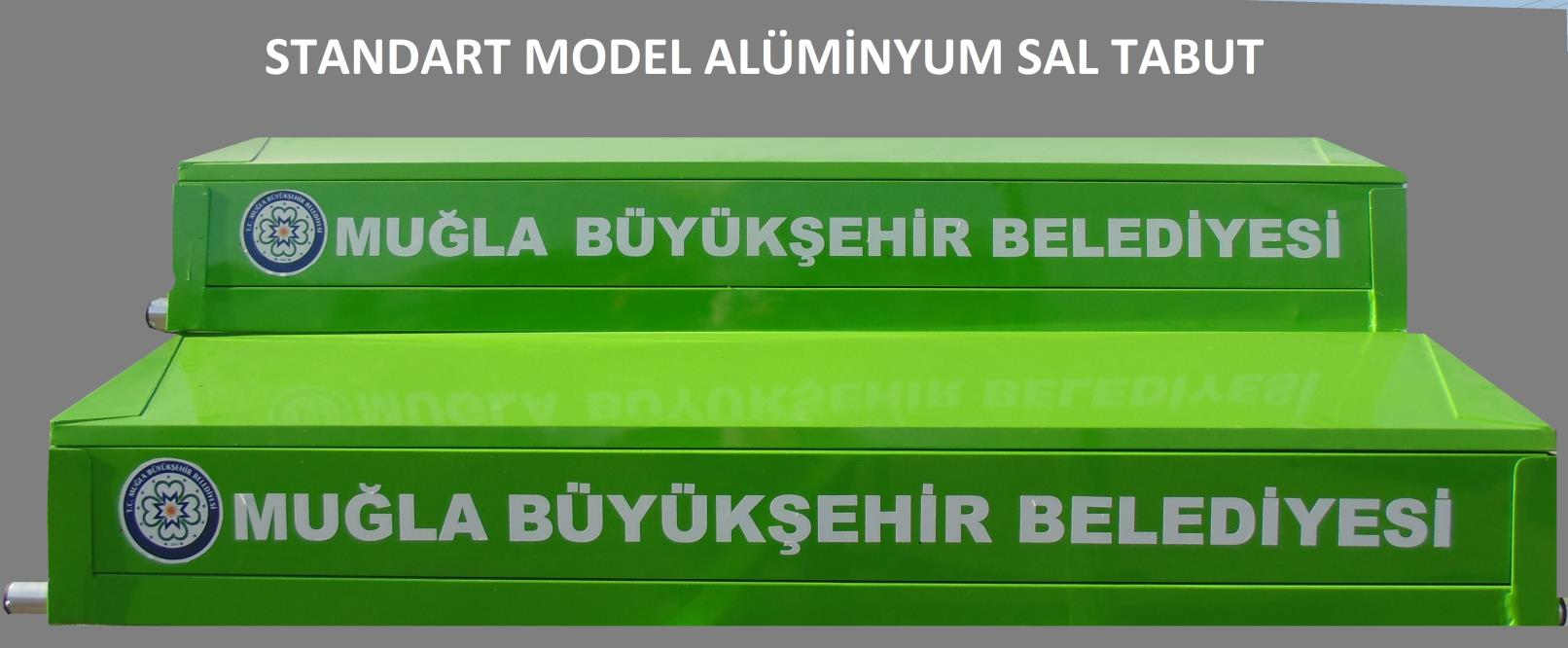 Alüminyum Sal Tabut